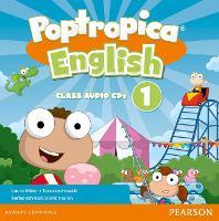 Poptropica English American Edition 1 Audio CD - Poptropica (CD-Audio)