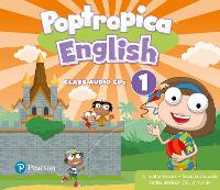 Poptropica English Level 1 Audio CD - Poptropica (CD-Audio)