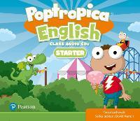 Poptropica English Starter Audio CD - Poptropica (CD-Audio)