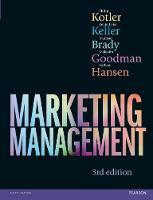 Marketing Management 3rd edn (Hardback)