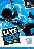 Live Beat Split Edition Level 2B - Upbeat (Paperback)