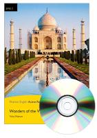 Level 2: Wonders of the World Book and Multi-ROM with MP3 Pack - Pearson English Active Readers
