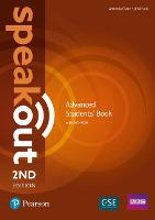 Speakout Advanced 2nd Edition Students' Book and DVD-ROM Pack - speakout