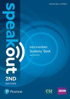 Speakout Intermediate 2nd Edition Students' Book and DVD-ROM Pack - speakout