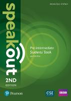 Speakout Pre-Intermediate 2nd Edition Students' Book and DVD-ROM Pack - speakout