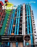 Studio Edexcel GCSE French Foundation Student Book - Studio Edexcel GCSE French (Paperback)