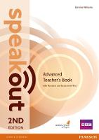 Speakout Advanced 2nd Edition Teacher's Guide with Resource & Assessment Disc Pack