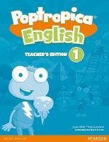 Poptropica English: Poptropica English American Edition 1 Teacher's Edition Teacher's edition 1 - Poptropica (Paperback)