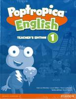 Poptropica English American Edition 1 Teacher's Edition & Online World Access Card Pack - Poptropica