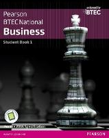 BTEC Nationals Business Student Book 1 + Activebook