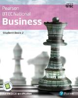 BTEC Nationals Business Student Book 2 + Activebook: For the 2016 specifications - BTEC Nationals Business 2016