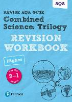 Pearson REVISE AQA GCSE (9-1) Combined Science Trilogy Higher Revision Workbook: for home learning, 2021 assessments and 2022 exams - Revise AQA GCSE Science 16 (Paperback)