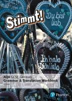 Stimmt! AQA GCSE German Grammar and Translation Workbook - Stimmt! AQA GCSE German (Paperback)