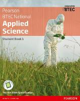 BTEC National Applied Science Student Book 1