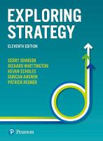 Exploring Strategy: Text Only (Paperback)