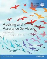Auditing and Assurance Services plus MyAccountingLab with Pearson eText, Global Edition