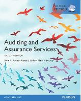 MyAccountingLab with Pearson eText - Instant Access - for Auditing and Assurance Services, Global Edition