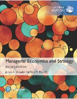 Managerial Economics and Strategy, Global Edition (Paperback)