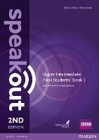 Speakout Upper Intermediate 2nd Edition Flexi Students' Book 1 with MyEnglishLab Pack - speakout