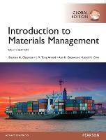 Introduction to Materials Management, Global Edition (Paperback)