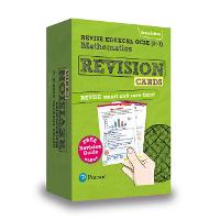 REVISE Edexcel GCSE (9-1) Mathematics Foundation Revision Cards