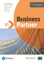 Business Partner B1 Coursebook for Basic Pack - Business Partner (Paperback)