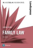 Law Express: Family Law, 7th edition