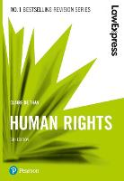 Law Express: Human Rights, 5th edition