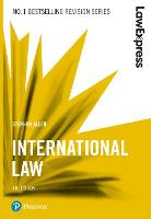 Law Express: International Law, 4th edition - Law Express (Paperback)