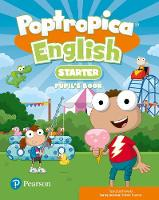 Poptropica English Starter Pupil's Book and Online Game Access Card Pack - Poptropica