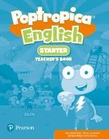 Poptropica English Starter Teacher's Book and Online Game Access Card pack - Poptropica