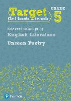 Target Grade 5 Unseen Poetry Edexcel GCSE (9-1) Eng Lit Workbook - Intervention English (Paperback)
