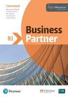 Business Partner B1 Coursebook and Basic MyEnglishLab Pack - Business Partner