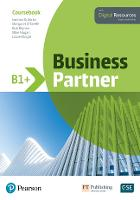 Business Partner B1+ Coursebook and Basic MyEnglishLab Pack - Business Partner