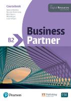 Business Partner B2 Coursebook and Basic MyEnglishLab Pack - Business Partner