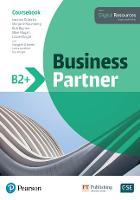Business Partner B2+ Coursebook and Basic MyEnglishLab Pack - Business Partner