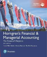 Horngren's Financial & Managerial Accounting, The Financial Chapters, Global Edition (Paperback)