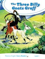Level 1: The Three Billy Goats Gruff - Pearson English Story Readers (Paperback)
