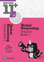 Pearson REVISE 11+ Verbal Reasoning Practice Book 1