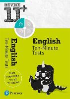Revise 11+ English Ten-Minute Tests - Revise 11+ English (Paperback)
