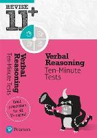 Revise 11+ Verbal Reasoning Ten-Minute Tests - Revise 11+ Verbal Reasoning (Paperback)