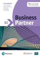 Business Partner B2 Coursebook and Standard MyEnglishLab Pack - Business Partner