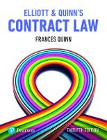 Elliott & Quinn's Contract Law (Paperback)