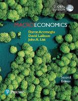 Macroeconomics plus Pearson MyLab Economics with Pearson eText, Global Edition