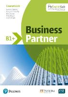 Business Partner B1+ & B2 Course Book + MyEnglishLab Pack Benelux - Business Partner