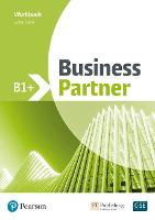 Business Partner B1+ Coursebook Workbook and dig resources - Business Partner
