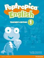 Poptropica English American Edition 1 Teacher's Book and PEP Access Card Pack - Poptropica