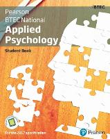 BTEC National Applied Psychology Student Book + Activebook