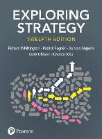 Exploring Strategy, Text Only (Paperback)