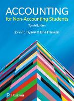 Accounting for Non-Accounting Students 10th Edition